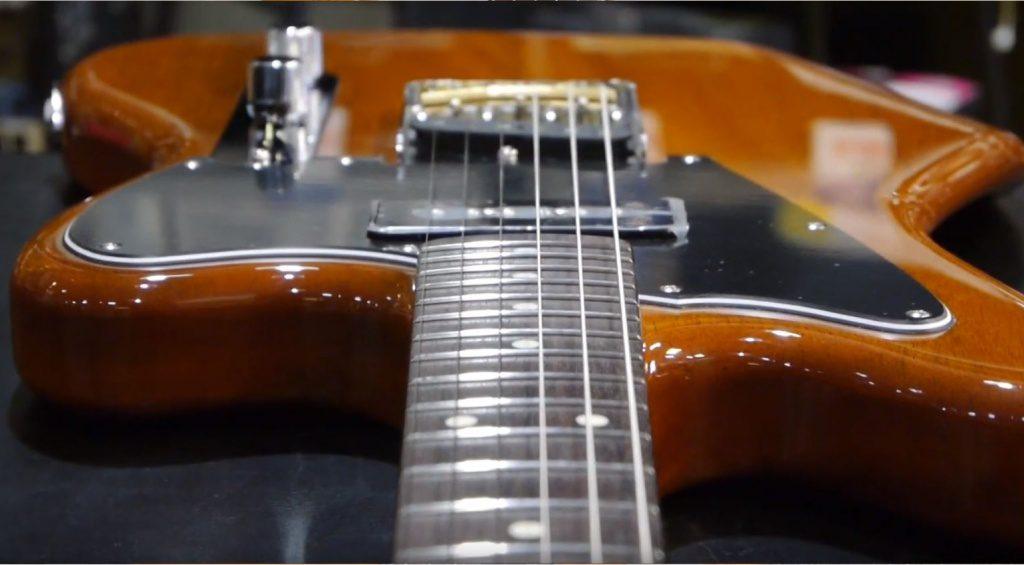 Fender Mahogany Offset Telecaster Nice Shot