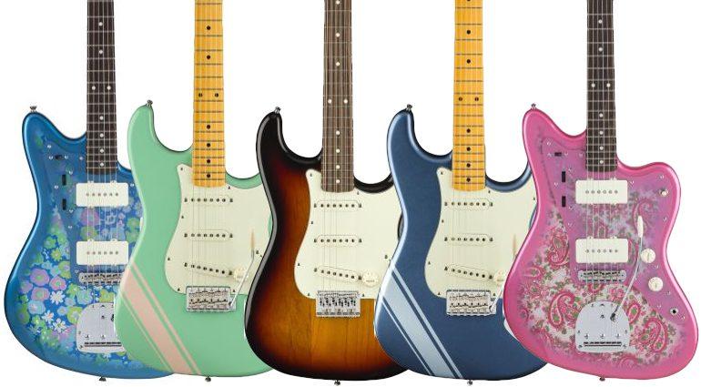 Fender MIJ FSR Traditional Stratocaster Jazzmater XII