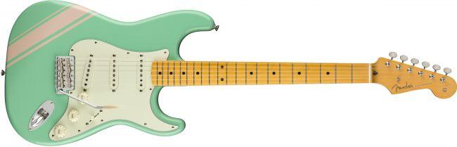 Fender MIJ Stratocaster 50s Racing Stripe 1