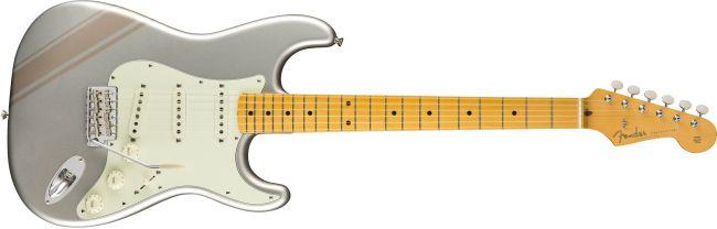 Fender MIJ Stratocaster 50s Racing Stripe 2