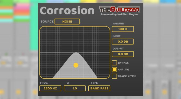 HoRNet Plugins Corrosion - Distortion für alle Lebenslagen