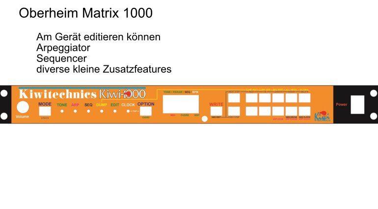 Kiwitechnics 1000