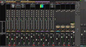 Mixbus 32C V5 Mixer