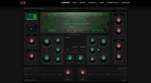 Numerical Audio RE-1 - die vollwertige Bandmaschine für iOS