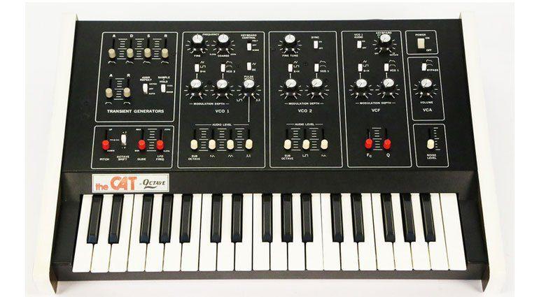Octave CAT Synthesizer