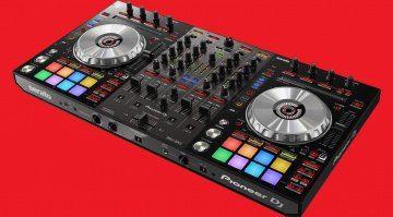 Pioneer DJ DDJ-SX3 DJ-Controller