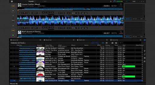 Pioneer DJ Rekordbox 5.4.0 Beta