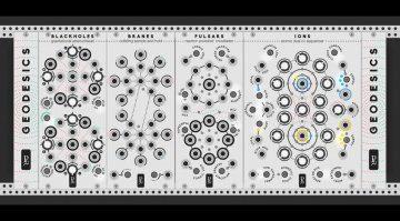 Pyer Geodesics - kostenlose und vielseitige VCV Rack Module