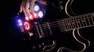 Remy-Sefi-Sputnik-Arcade-Modded-Guitar-