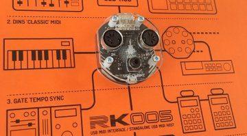 RetroKits RK-005 - der USB-MIDI-Hub für fast alles!