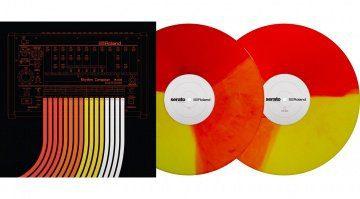 TR-808 Vinyl-Pressung