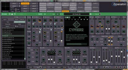 ROLI Cypher2 - Übernahme des Über-Synth von FXpansion geglückt