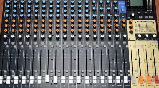 Tascam Model 24 Multitrack Recorder Mixer Teaser