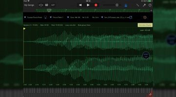 VirSyn AudioLayer - Multifunktionaler Sampler für iOS