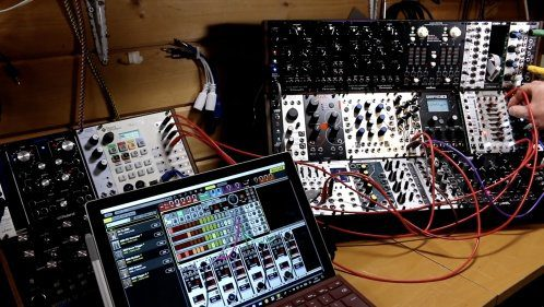 Voltage Modular vs. Eurorack