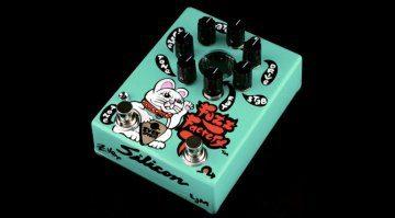 ZVex-Silicon-Fuzz-Factory-7-pedal