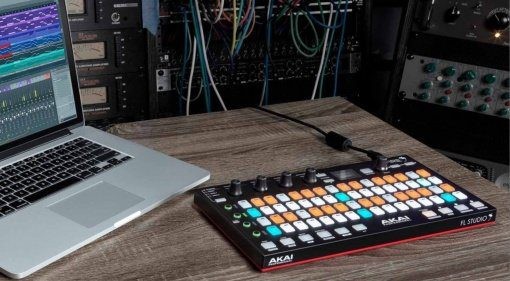 Leak: Akai Fire Controller für FL Studio kommt!