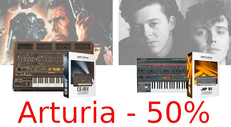 Arturia Past to the Future deal