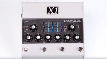Carvin X1 Effekt Pedal