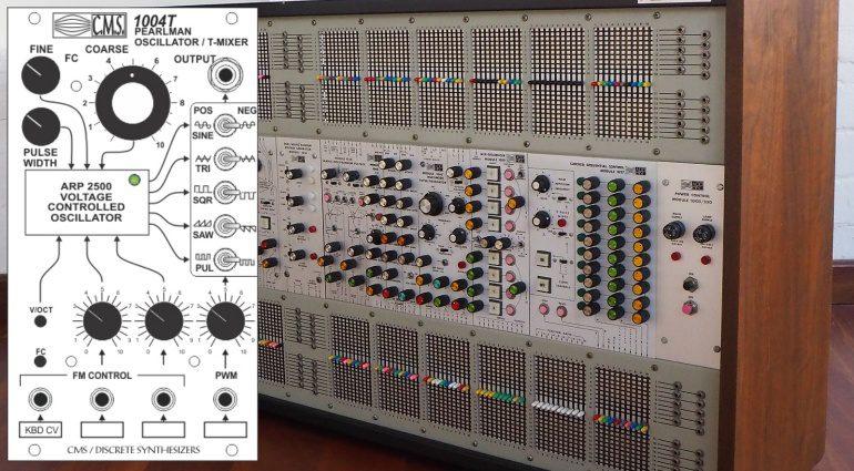 CMS 1004T Pearlman Oscillator T-Mixer