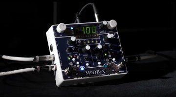 Electro Harmonix EHX Mod Rex Effekt Pedal