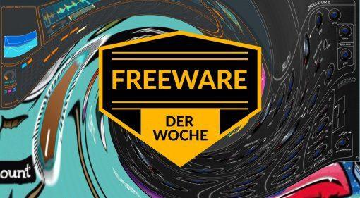 Freeware-Plug-ins der Woche: Tarabia Distortion, Pure Mono Synth und GranuLab