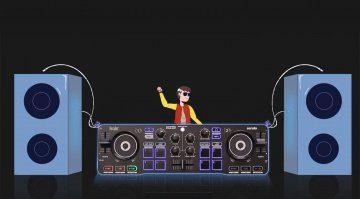 Hercules DJControl Starlight
