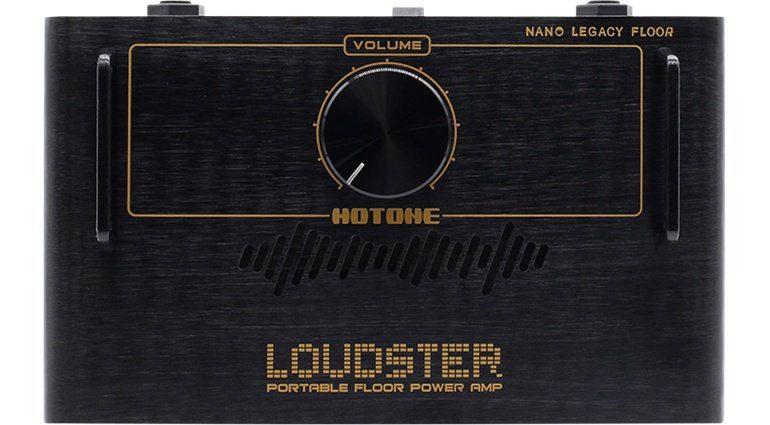 Hotone Loudster Endstufe PEdal
