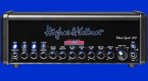 Hughes & Kettner Black Spirit 200 Amp