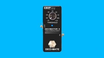 ISP Technologies Deci-Mate Noise Gate