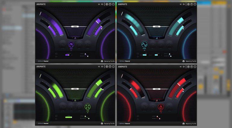 Mastering The Mix Animate - Effektprozessoren für einen besseren Mix