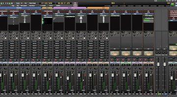 Mixbus V5 Update Mixer