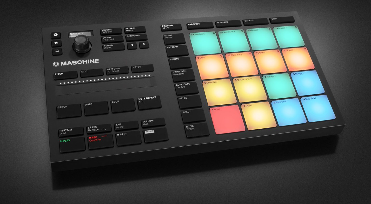 Native Instruments Maschine Micro MK3