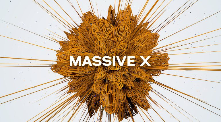 Native Instruments kündigt Massive X an!