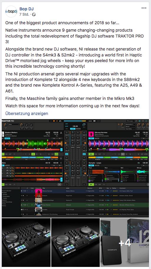 NI Leak Bop DJ Facebook