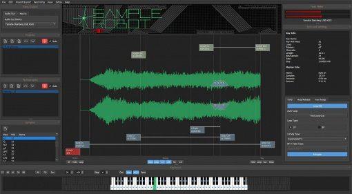 Skylife Samplerobot 6 Pro samplet eure Synthesizer im Schlaf
