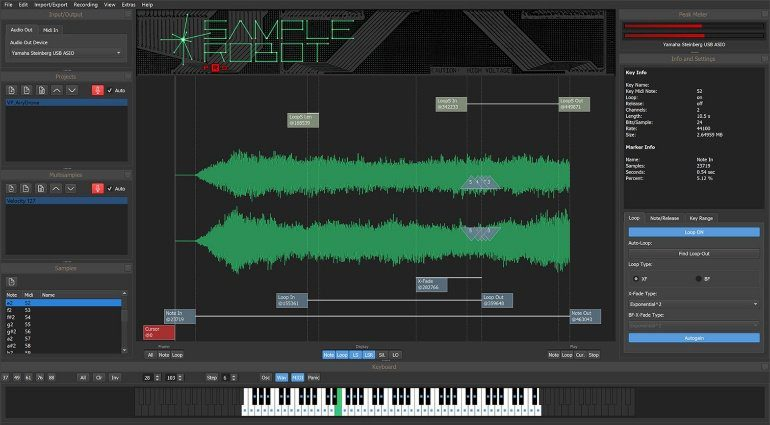 Skylife Samplerobot 6 Pro samplet eure Synthesizer im Schlaf