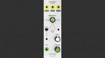 Tiptop Audio Forbidden Planet Filter