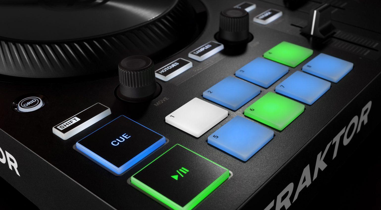 TRAKTOR KONTROL S2 MK3