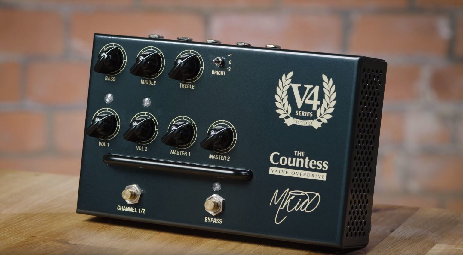 Victory V4 Preamp The Countess