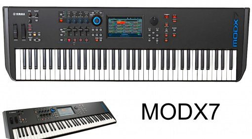 Yamaha MODX7