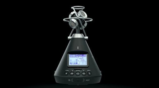 Zoom H3-VR 360 Recorder Front