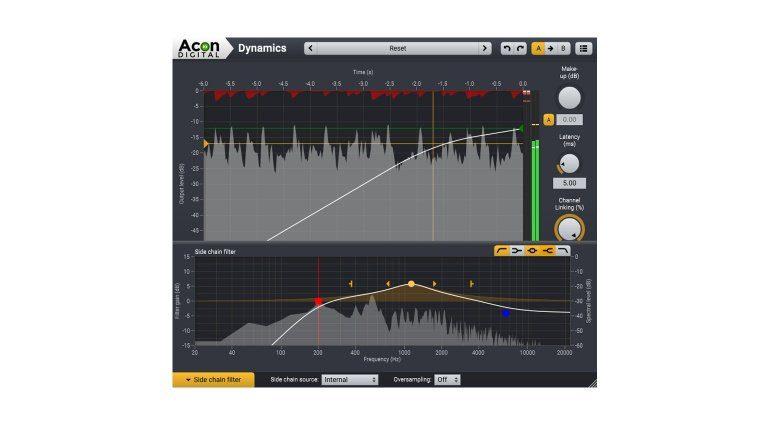 Acon Digital Mastering Suite Limiter