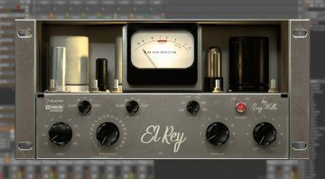 Acustica Audio El Rey Compressor Plug-in