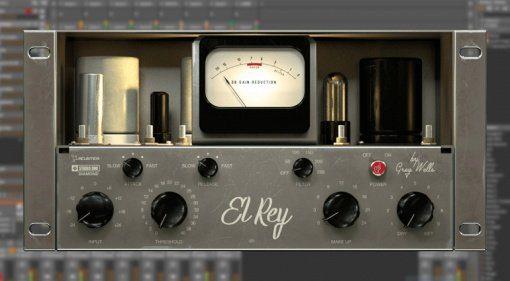 Acustica Audio El Rey Compressor Plug-in