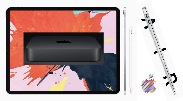 Apple Mac Mini iPad Pro MB Air