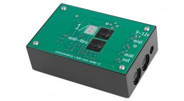 Audiowerkstatt veröffentlicht Midi-Clock-Divider V2