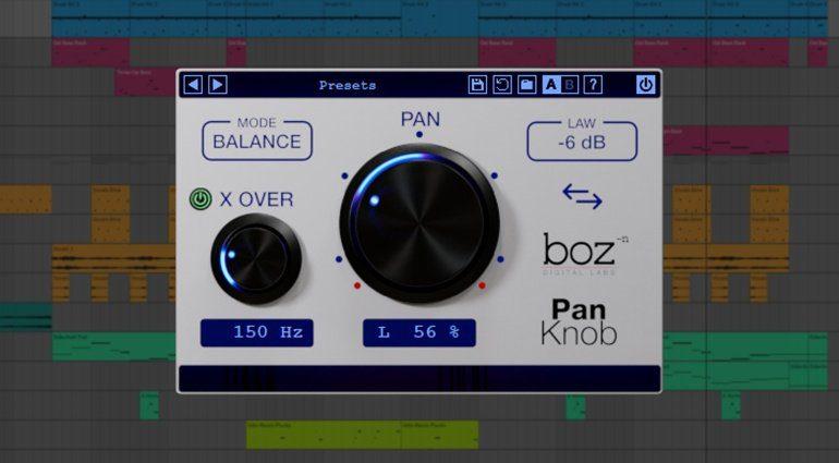 Boz Digital Labs Pan Knob