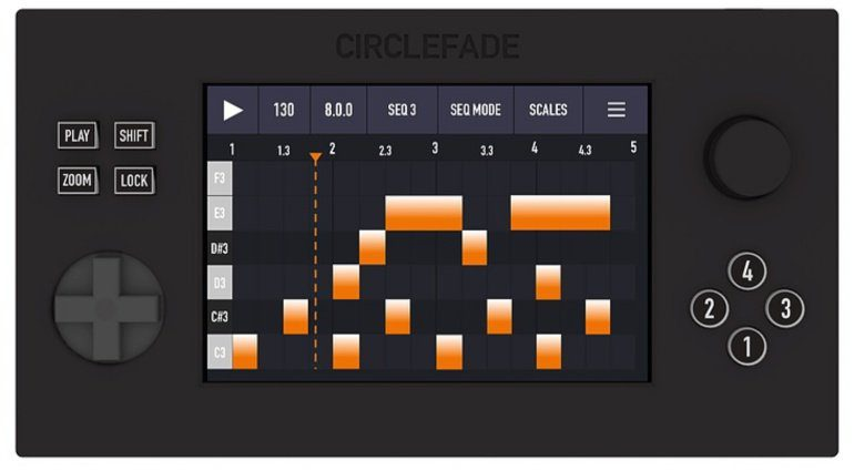 CF1 Sequencer
