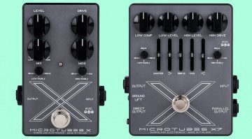 Darkglass Electronics Microtubes X Microtubes X7 Multiband Distortion BAss
